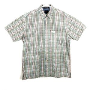 Tommy Hilfiger Tommy jeans shirt small men's plaid